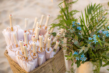Beach Ceremony Setup