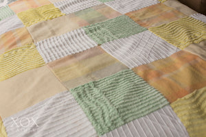Vintage Picnic Blankets - Set of 4