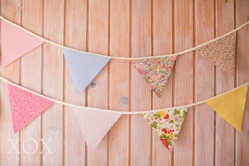 Bunting - Colourful