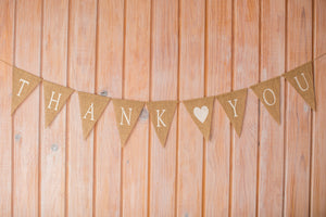"Bunting ""Thank You"""