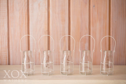Hanging Bottles - set of 12