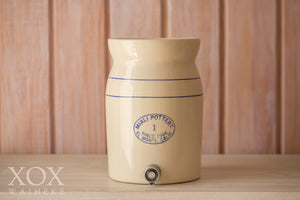 Vintage Pottery Dispenser - prop only