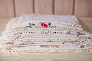 Vintage Doilies - Set of 25