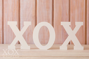 XOX Wooden Blocks