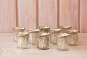 Votives Vintage Glass
