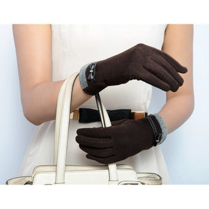 Elegant Short Gloves