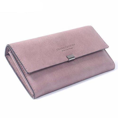 Long Elegant Clutch Wallet