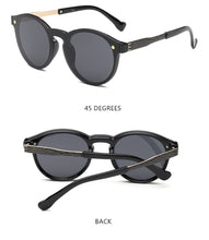 Vintage Mirror Sunglasses