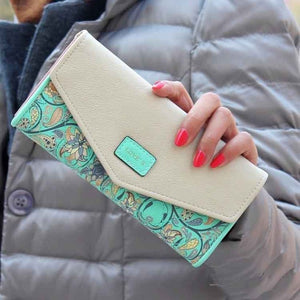 Abstract Pattern Wallet