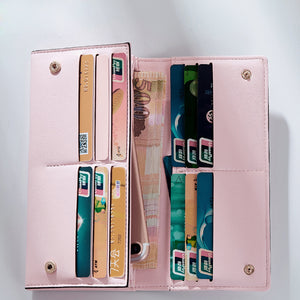 Long Elegant Wallet