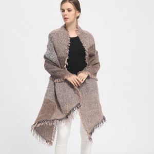 Large Cashmere Shawl