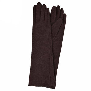 Long Wool Gloves