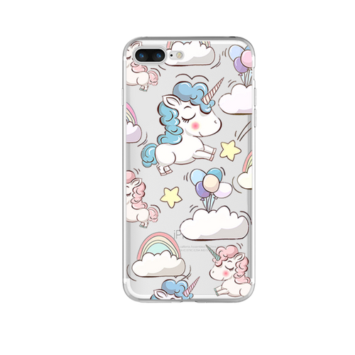 Unicorn Case for iPhone (X 8 7 6)