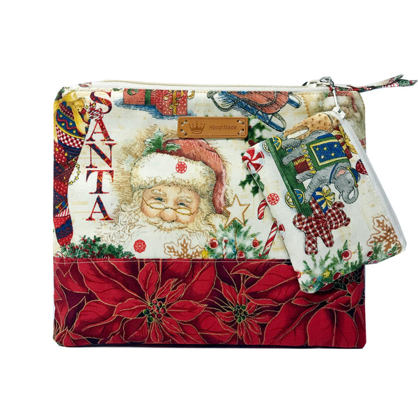 Old Saint Nick All-In-One Cross-Body Bag