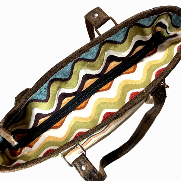 Jasper Wave Tote Bag