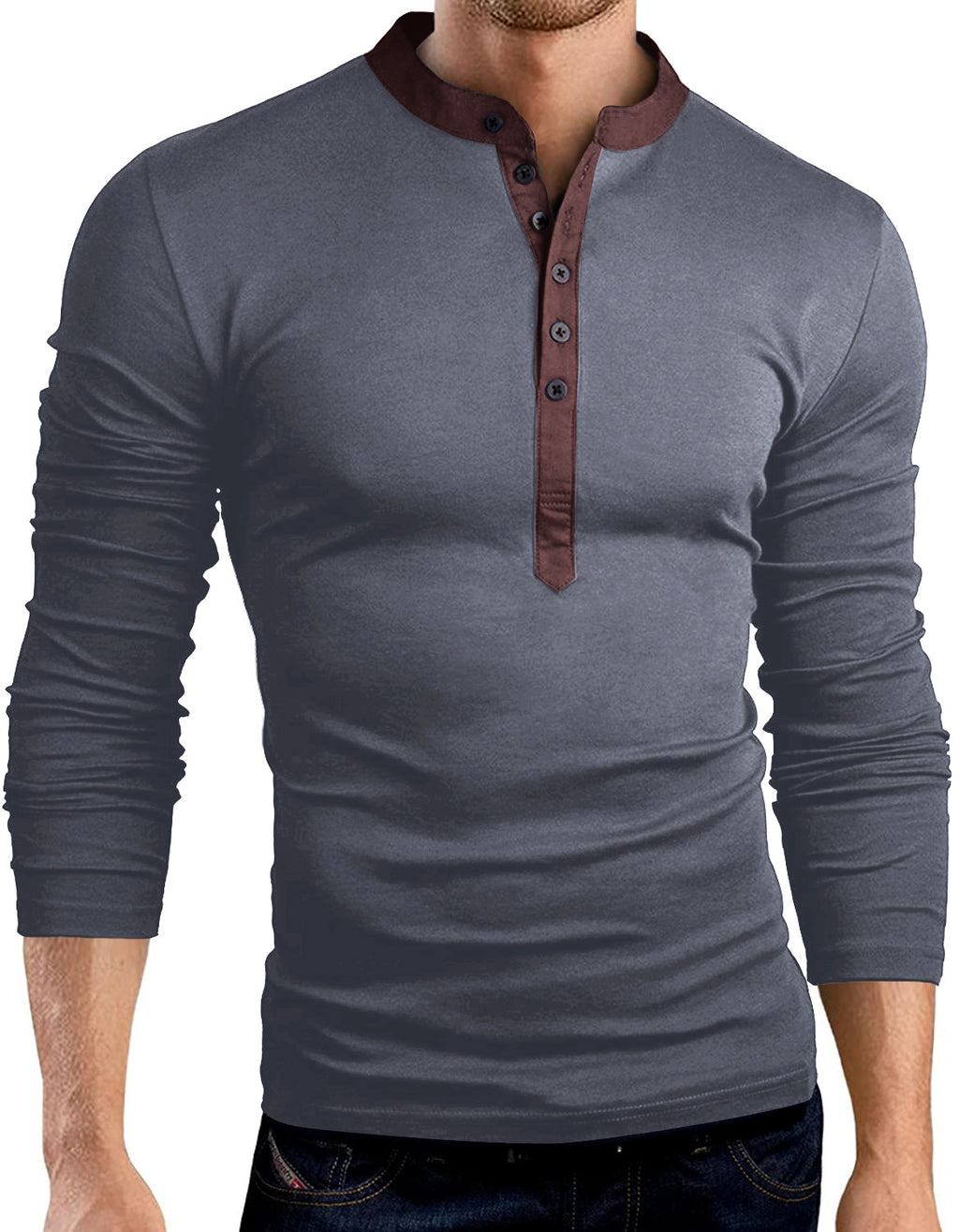 Brand Long Sleeve Fashion T Shirt