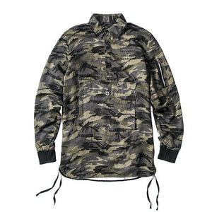 Aelfric Eden Army Military Camo Large Pocket