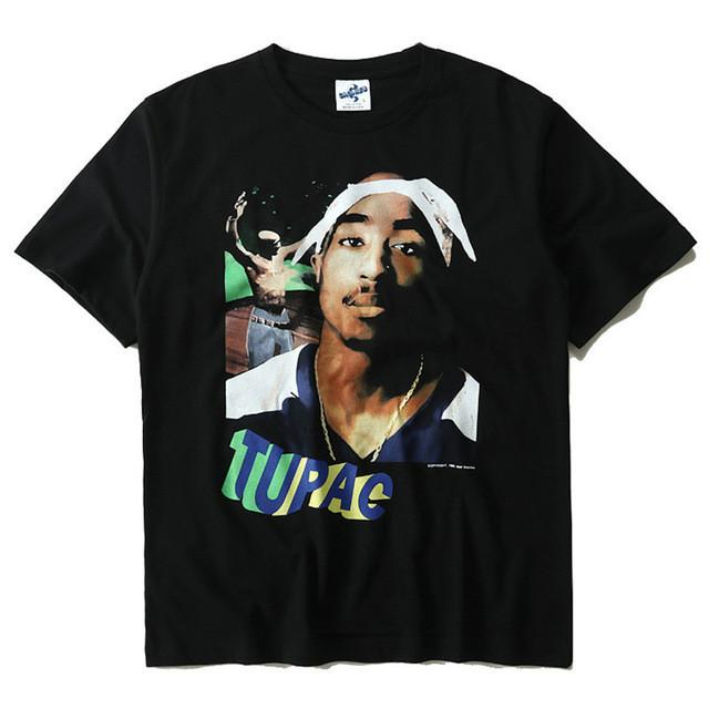 2PAC Vintage Short Sleeve T shirt