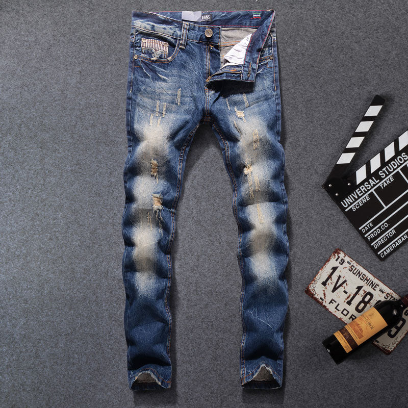 Straight Fit Leisure Quality  Jeans