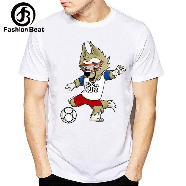 2018 Russia Footbal World Cup T-shirt