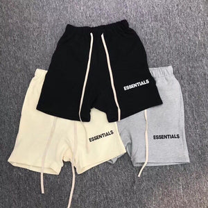 Essentials Drawstring Collection Fear Of God Shorts
