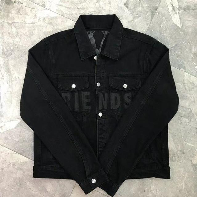 Vlone Denim Jackets