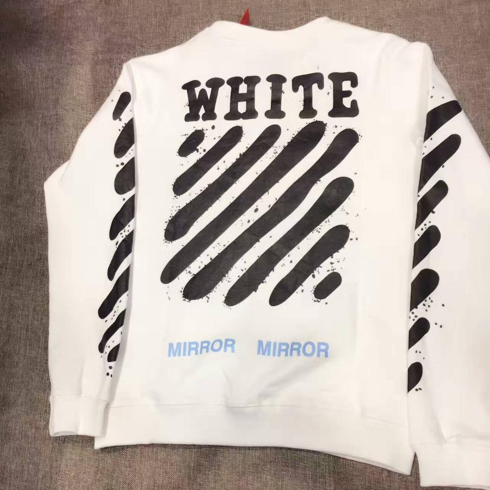 2017ss Off White Long Sleeve