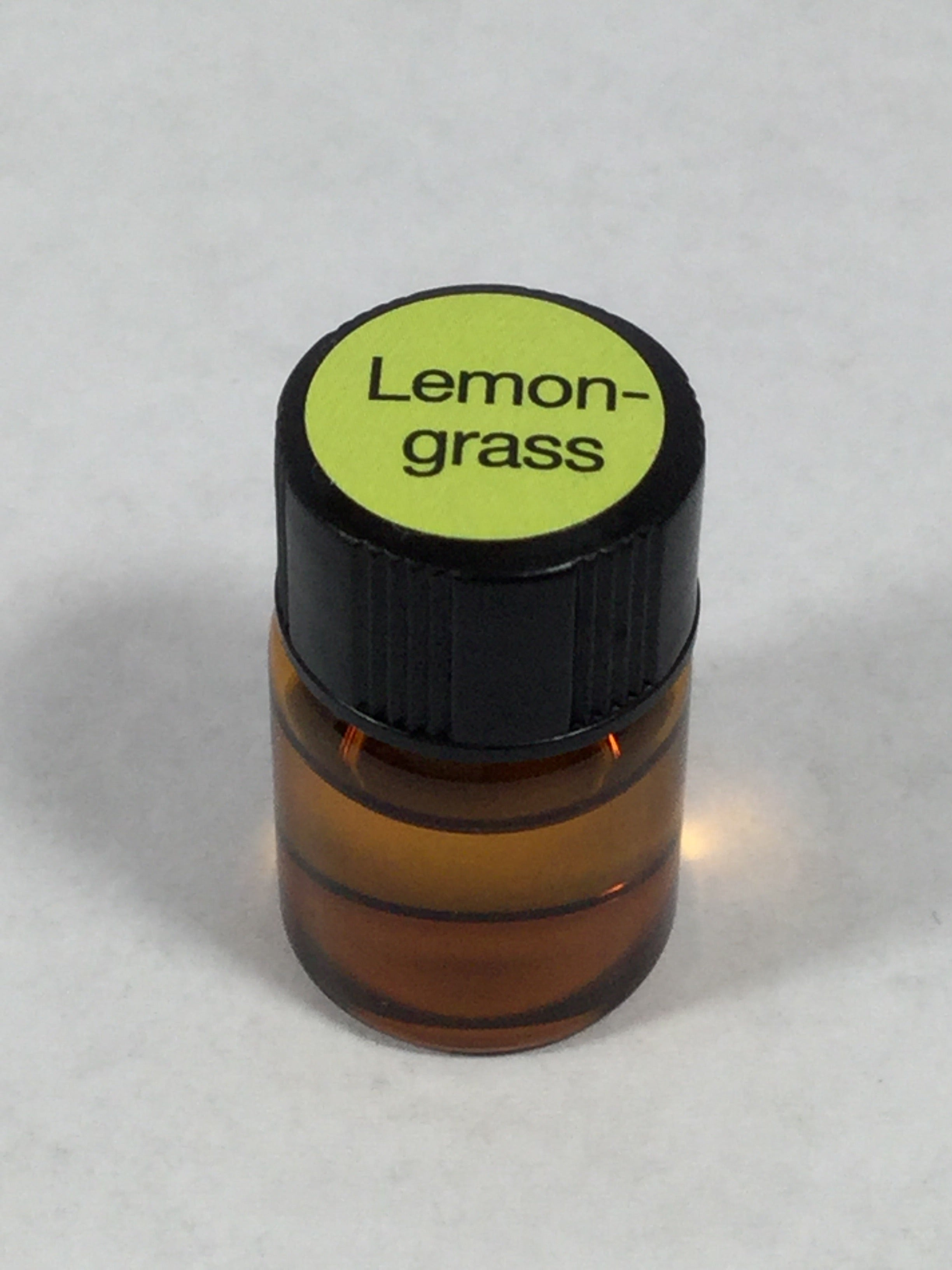 Oil: 2ml Lemongrass dōTerra Essential oil