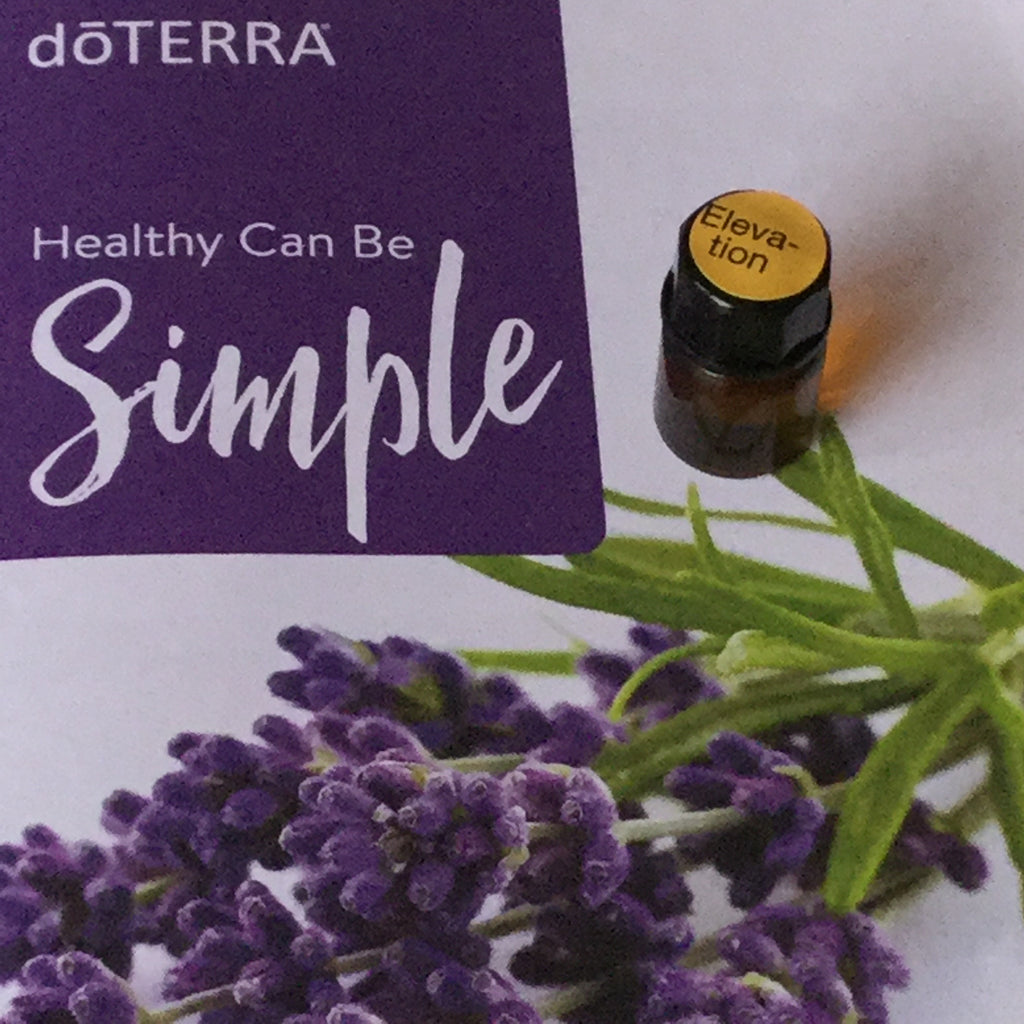 Oil: 2ml Elevation dōTerra Essential Oil