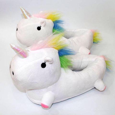 Unicorn Slippers - Alternative Fashion