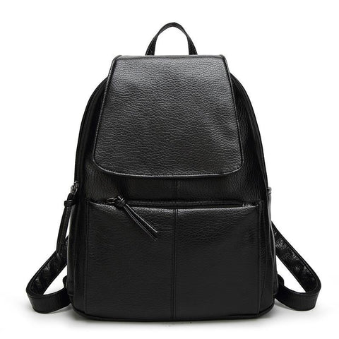 Black Backpack - Alternative Fashion