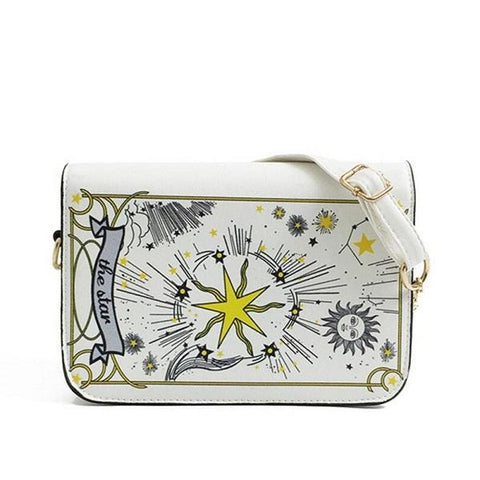 Tarot Shoulder Bag - Alternative Fashion