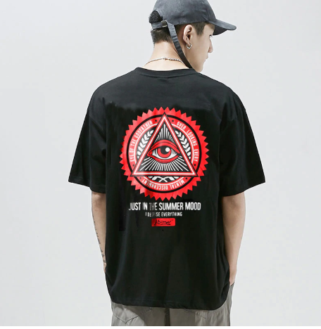 T-Shirt Triangle - Alternative Fashion