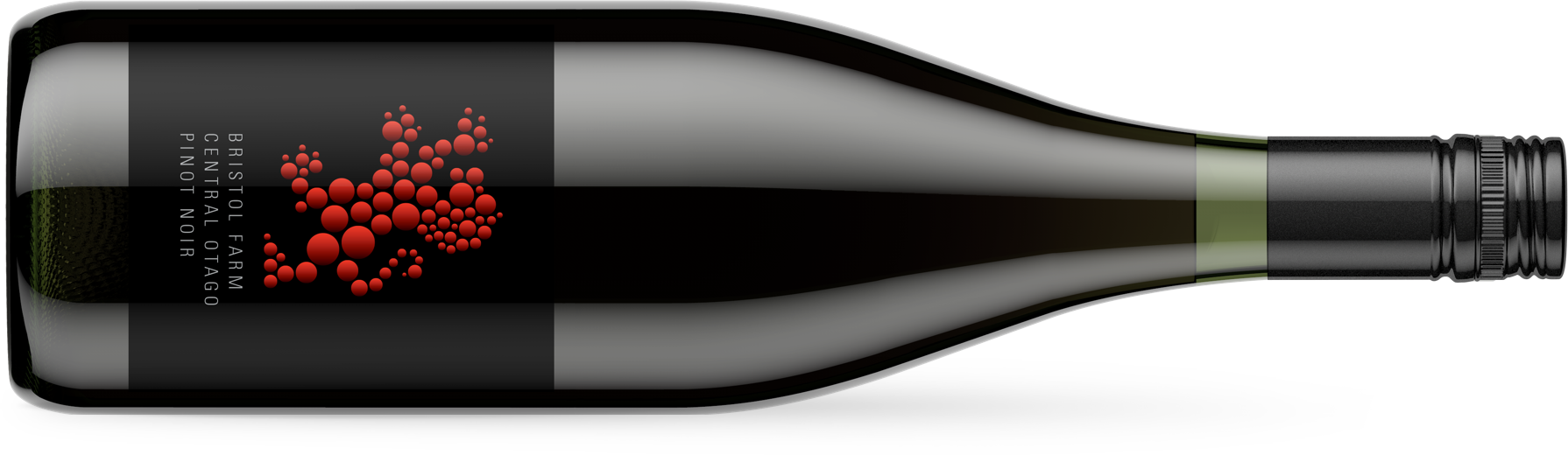 Bottle of Bristol Farm Wine