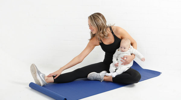 How Soon Post-baby Can You Start Exercising?