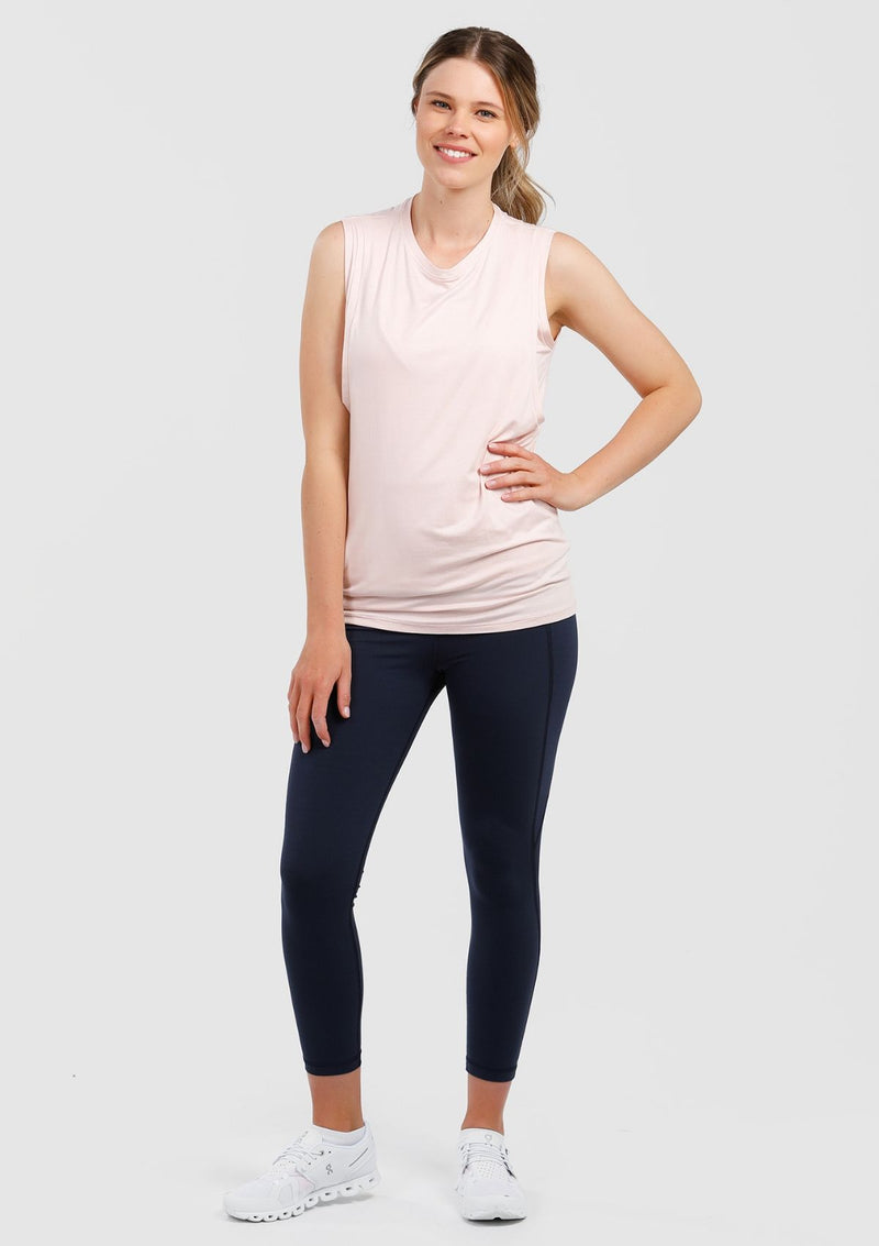 Cherish Me Nursing Tank (Blush Pink)