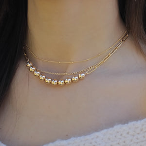 Paperclip Chain Necklace • B290