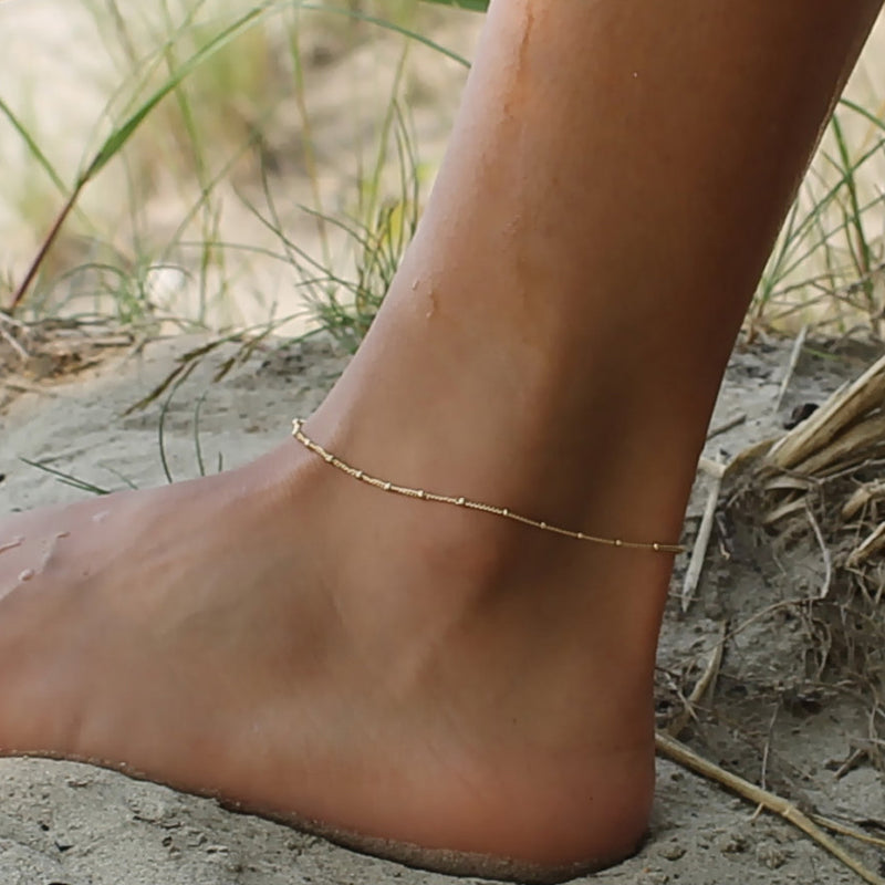 Satellite Anklet • B001