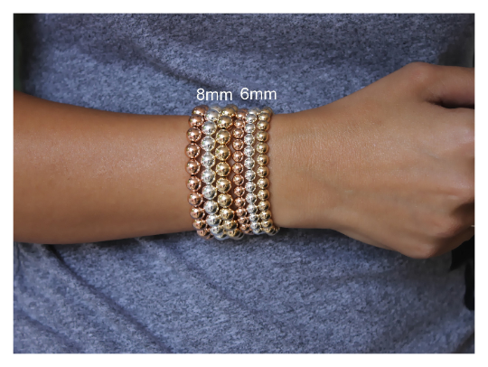 Beaded Stackable Bracelet