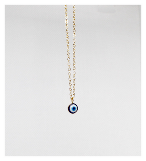 Evil Eye Necklace Set • B276