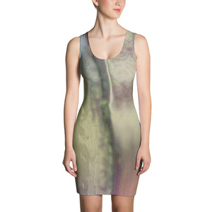 Martian Waters - Dress - Wet Paint Designer Series by Artist B.Keene