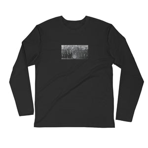 Scotch Crew - Long Sleeve Fitted Crew