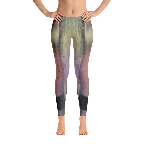 Martian Waters - Leggings - Wet Paint Collection