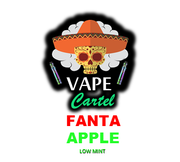 Fanta Apple MTL  (60ml)