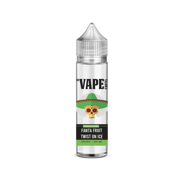 Fanta Fruit Twist On Ice MTL (60ml)