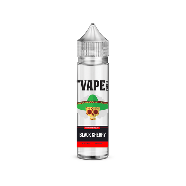 Black Cherry  MTL  (60ml)