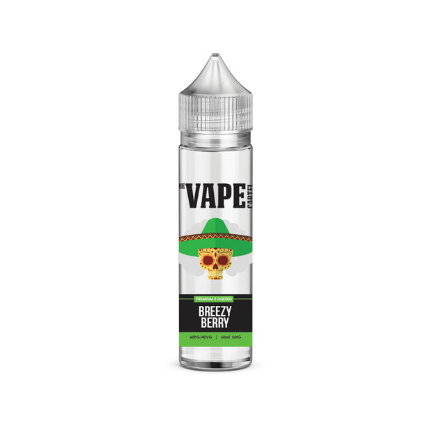 Brezzy Berry MTL (60ml)