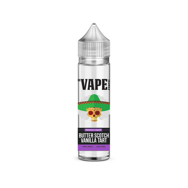 Butter Scotch Vanilla Tart MTL (60ml)