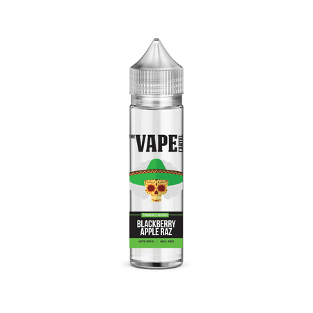 Blackberry Apple Raz MTL (60ml)