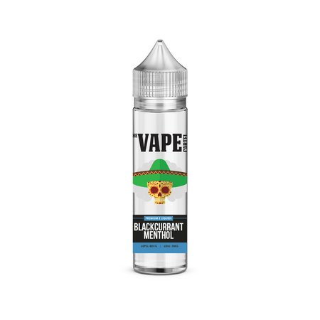 Blackcurrant Menthol MTL   (60ml)